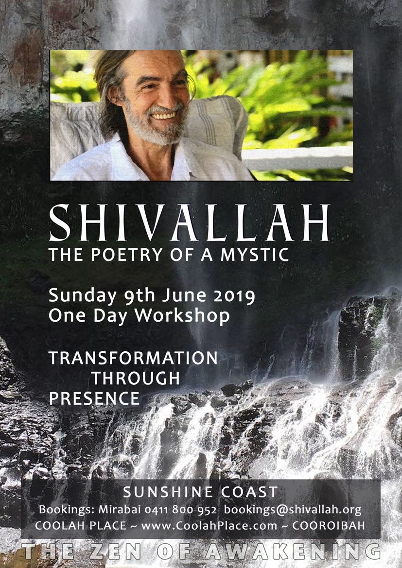One Day Workshop with Shivallah
