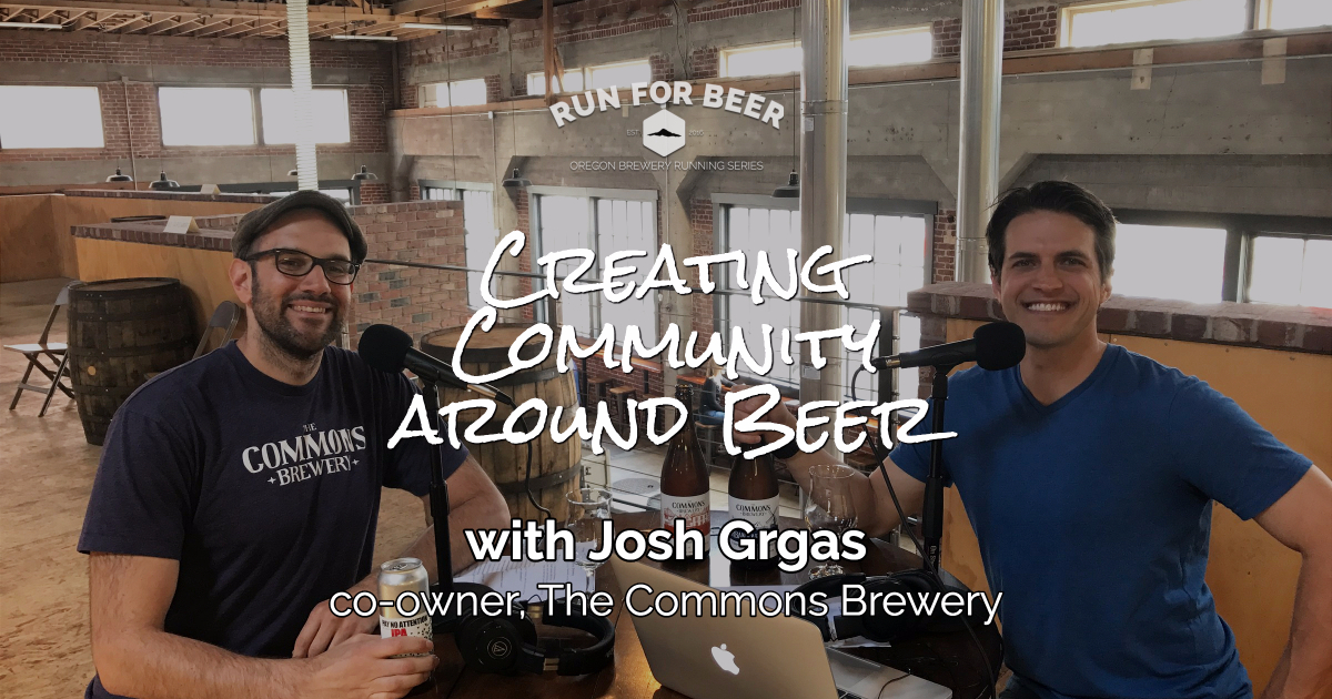 Josh Grgas Interview