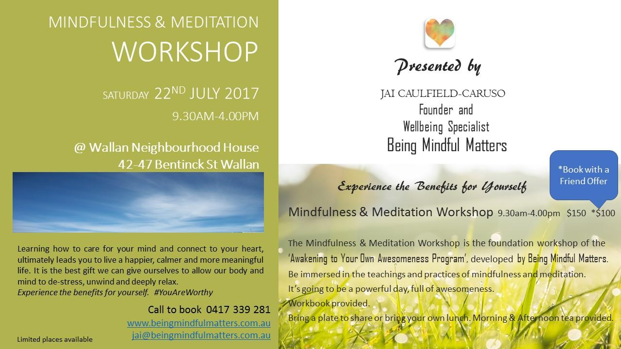 Workshop Flier 22-7-17