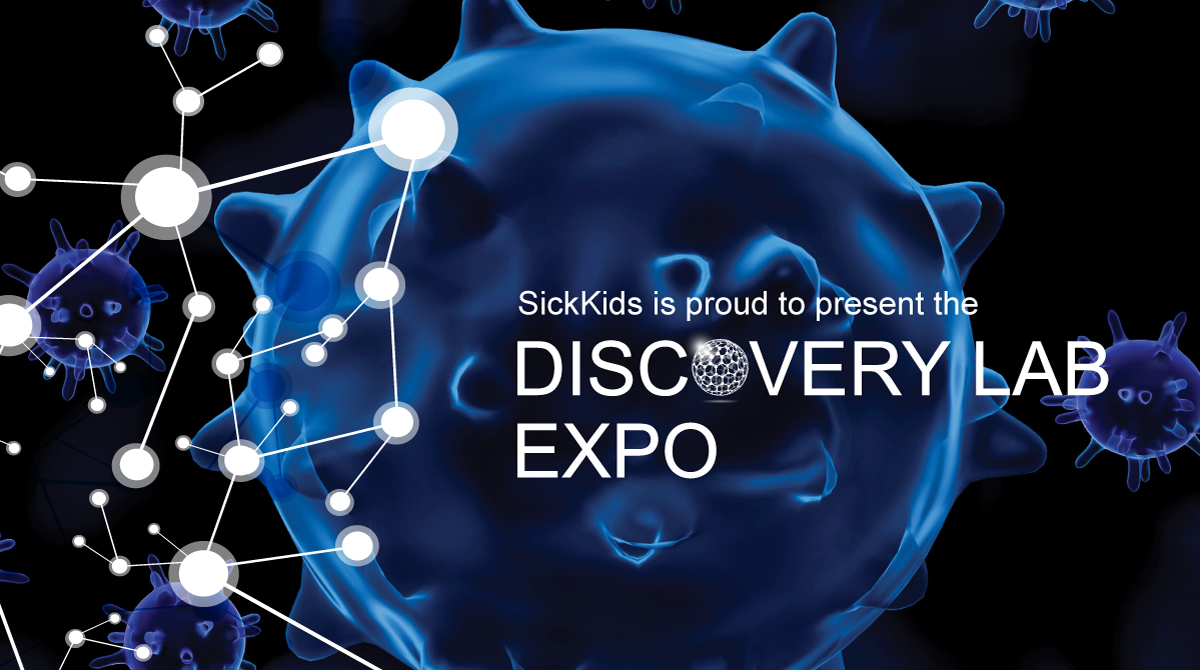 Discovery Lab Expo Logo