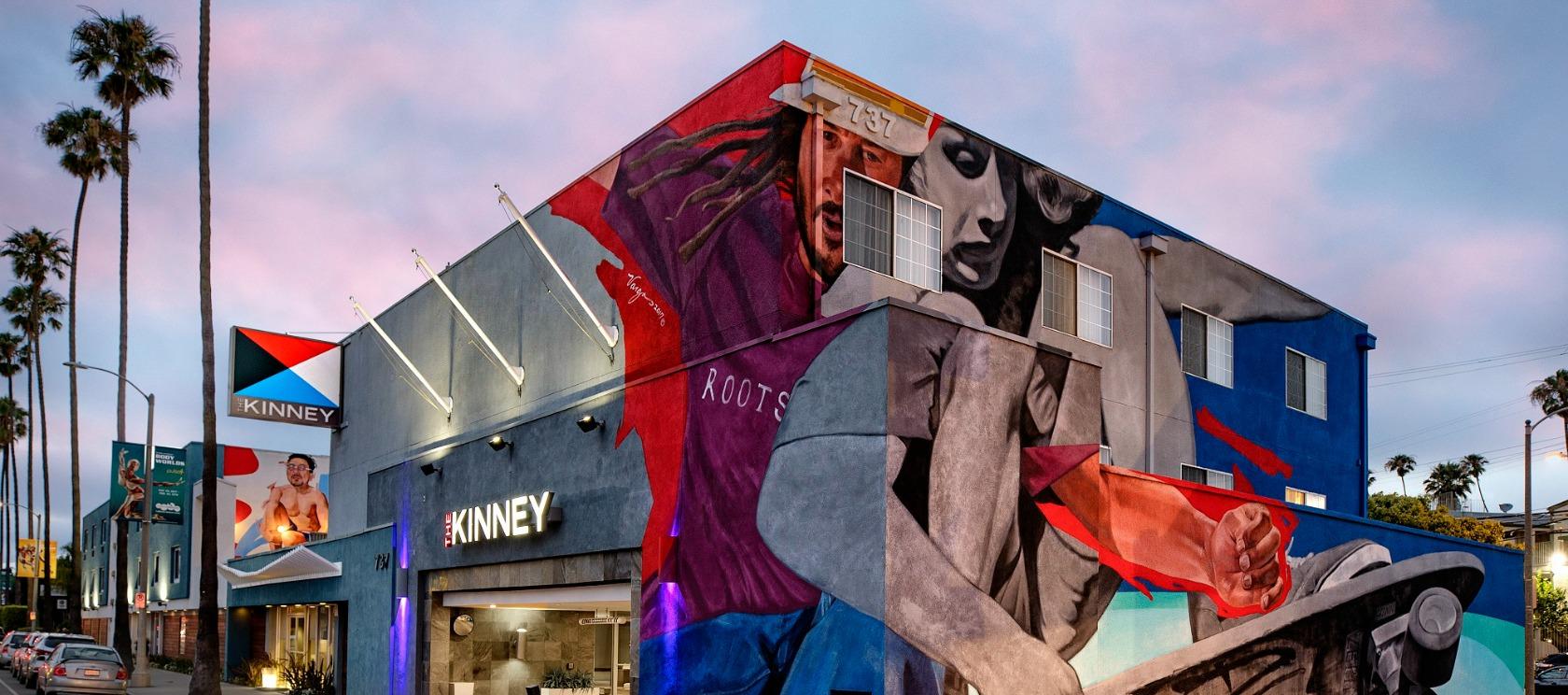 Kinney Hotel Exterior
