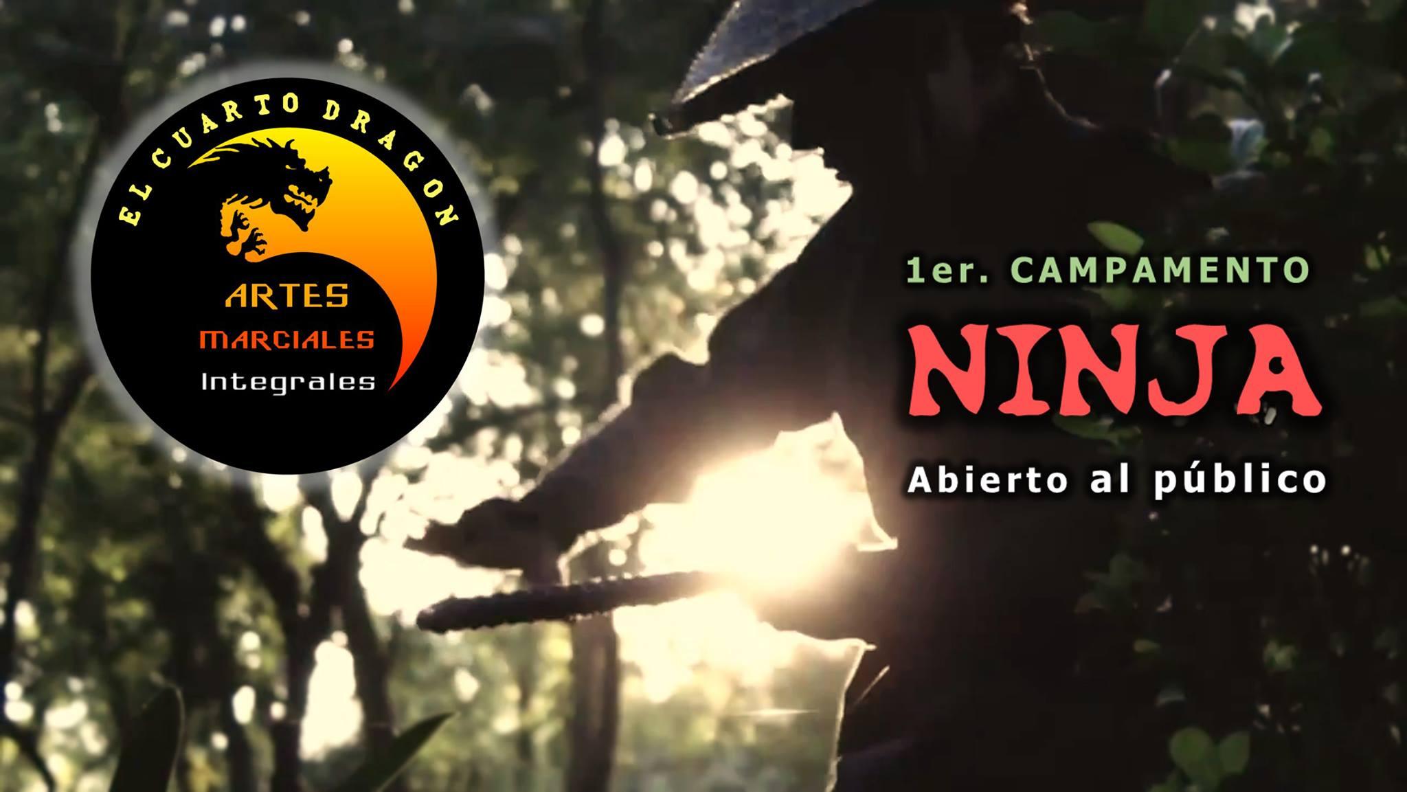 ¡Ven y vive una experiencia mística al estilo Ninja, por un fin de semana!
