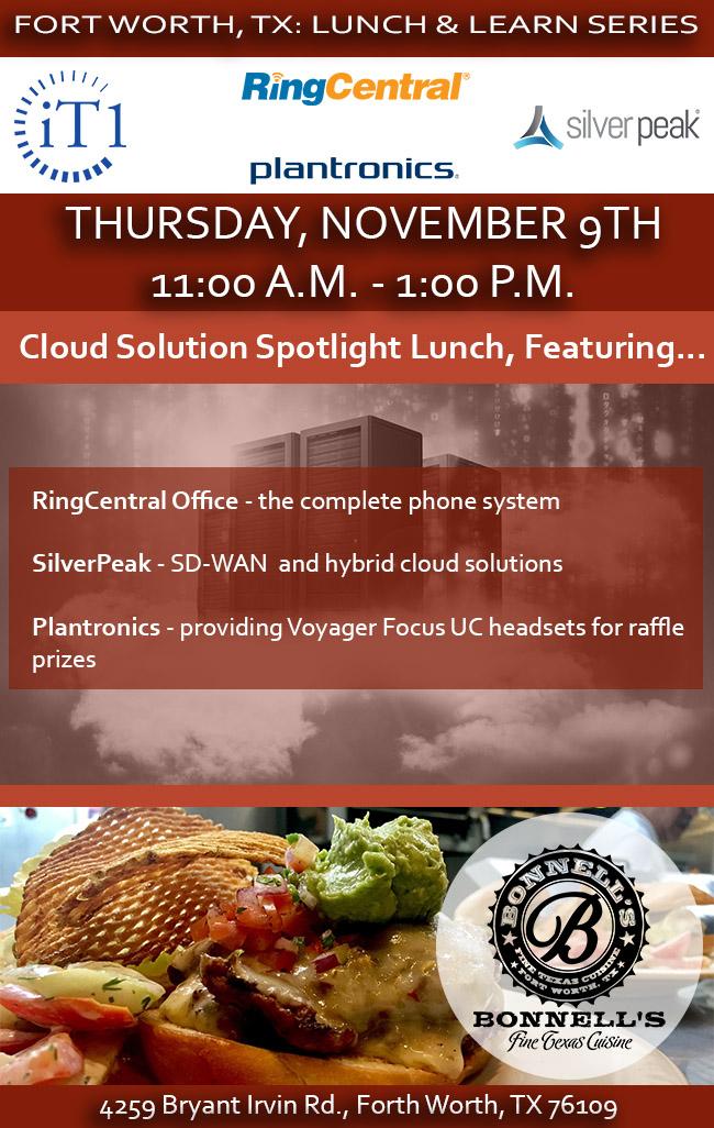 Fort Worth - Cloud Solution Spotlight L&L