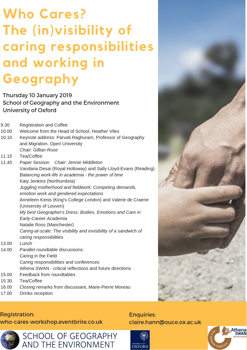 Full workshop programme