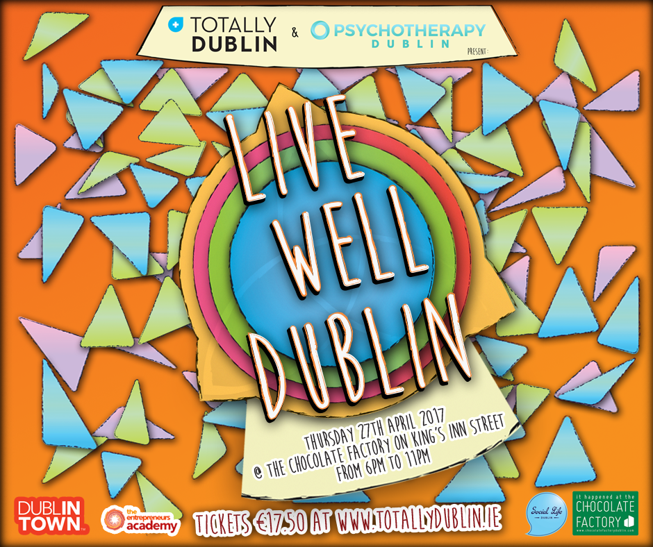 Live Well Dublin Facebook