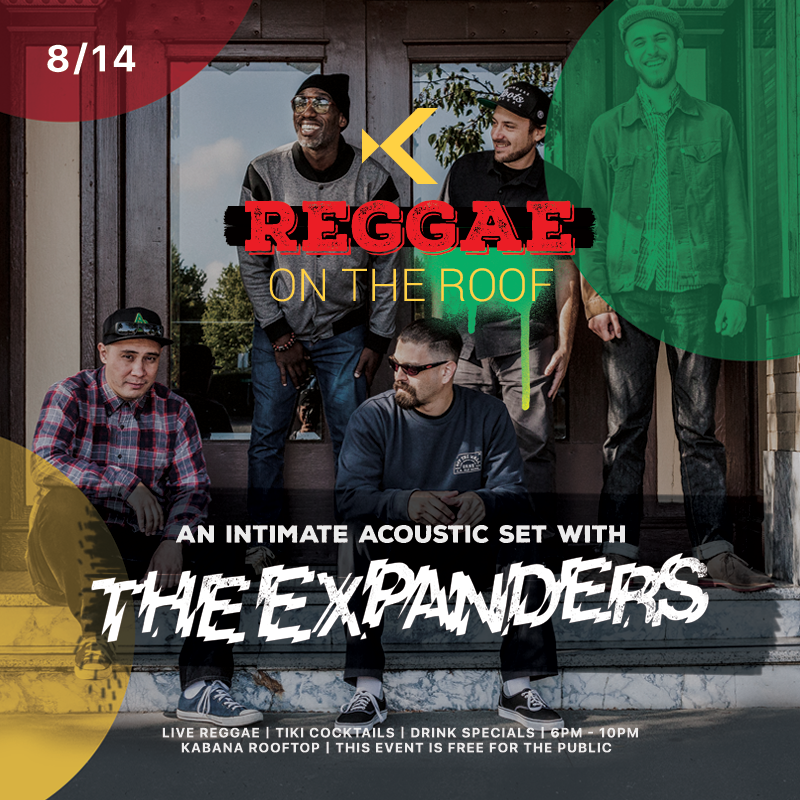 The Expanders at Kabana Rooftop