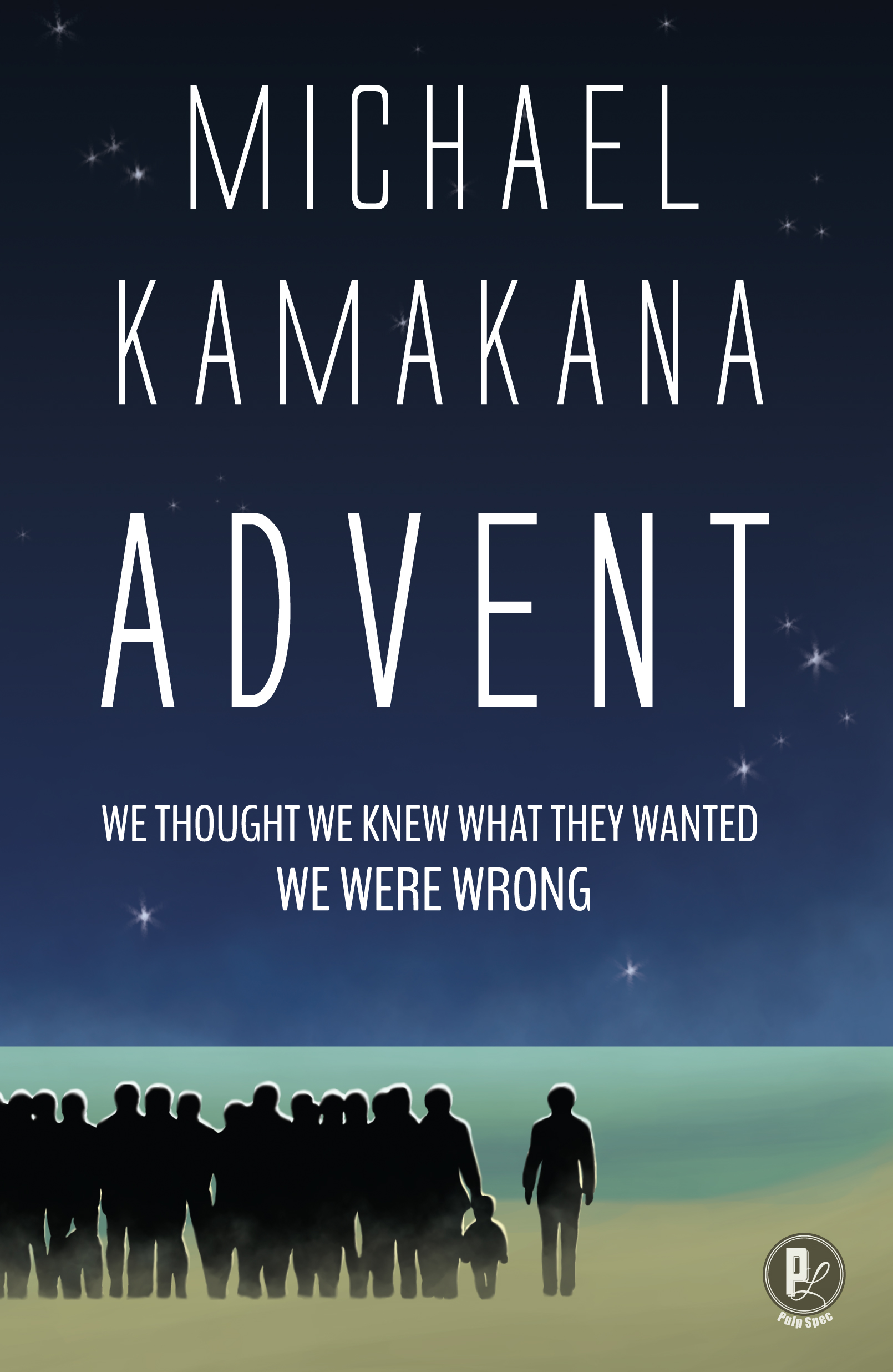 Advent by Michael Kamakana Front Cover