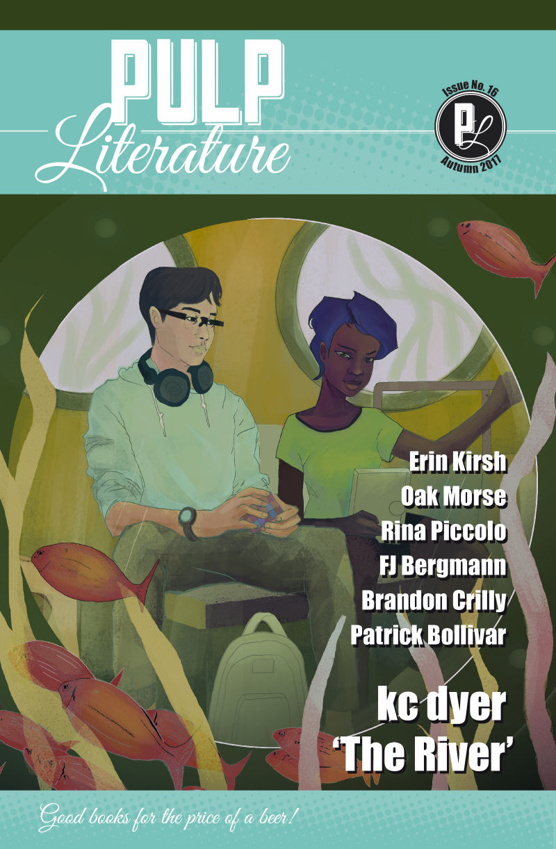 Pulp Literature Issue 16, Autumn 2017
