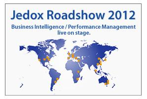 Jedox Roadshow: Prague