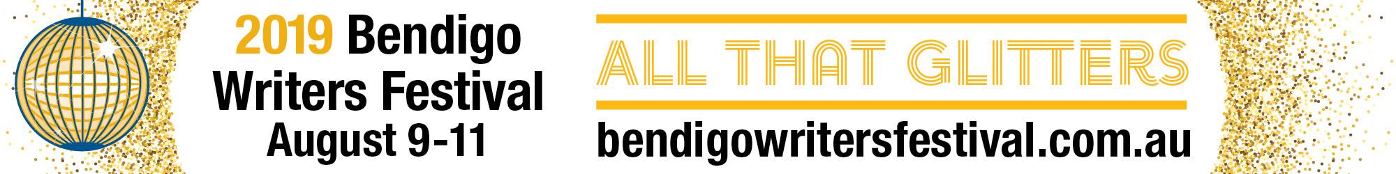 Bendigo Writers Festival logo