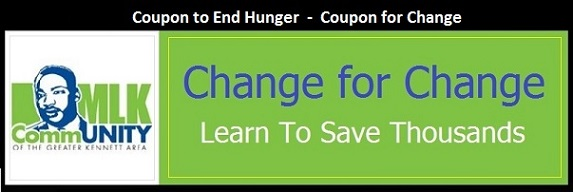Coupon to end hunger
