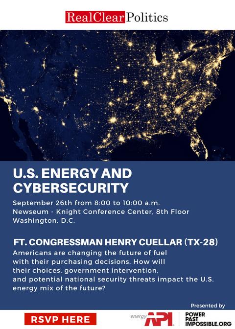 US Energy and Cybersecurity