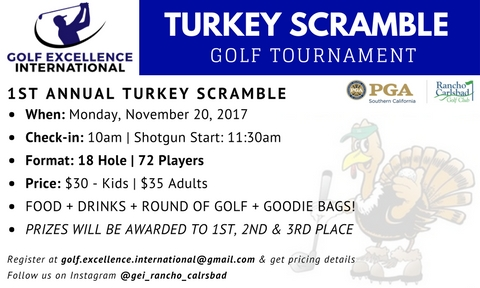 Tournament Flyer - Mini