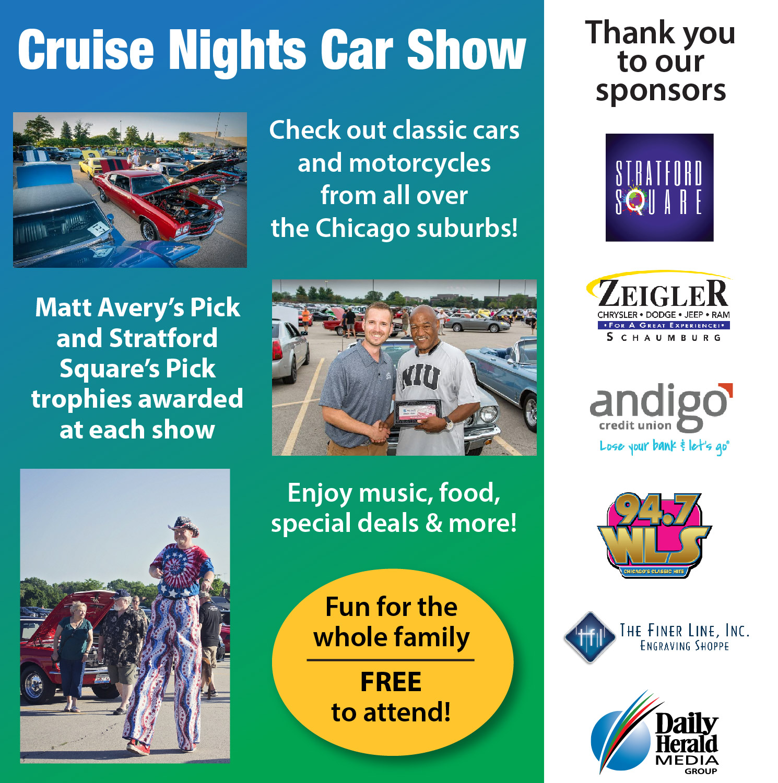 Cruise Night Flyer