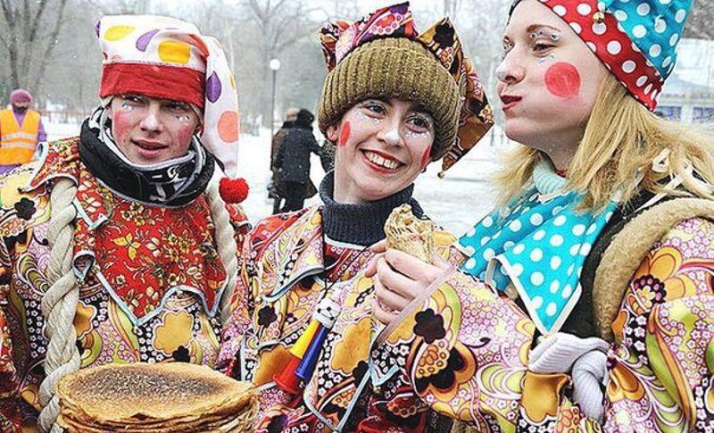 Welcome to Slavic Mardi Gras