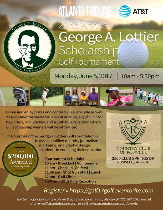 2017 George A. Lottier Scholarship Golf Tournament