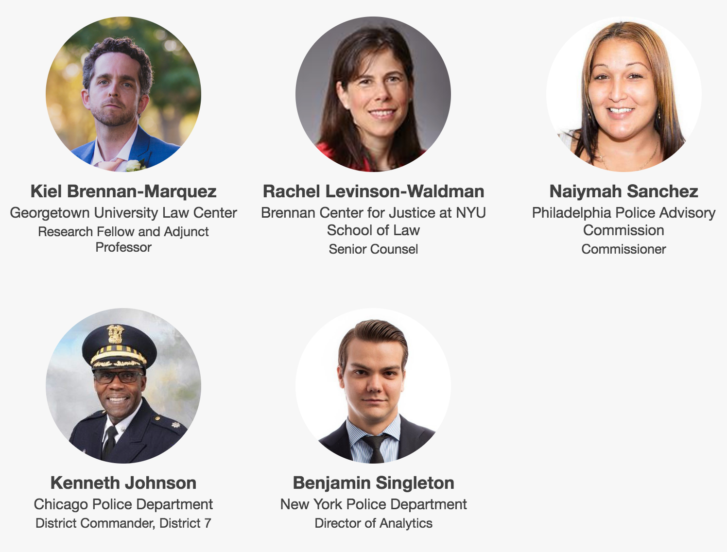 Defining Public Safety Visions For The Future Of Policing Registration Sun Oct 22 2017 At 5