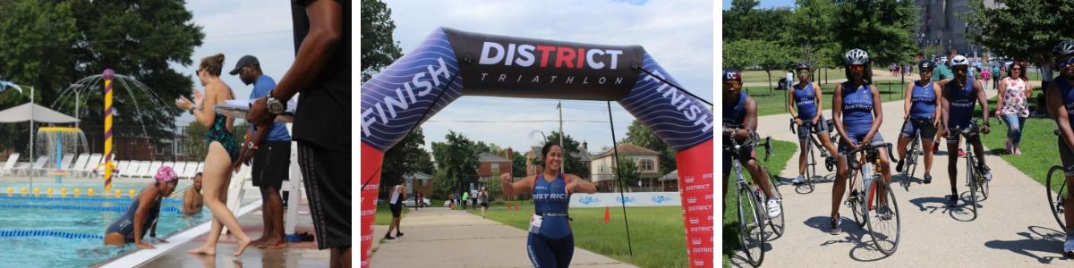 District Triathlon