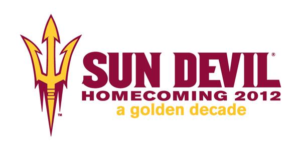Sun Devil Homecoming 2011 Past. Present. Future