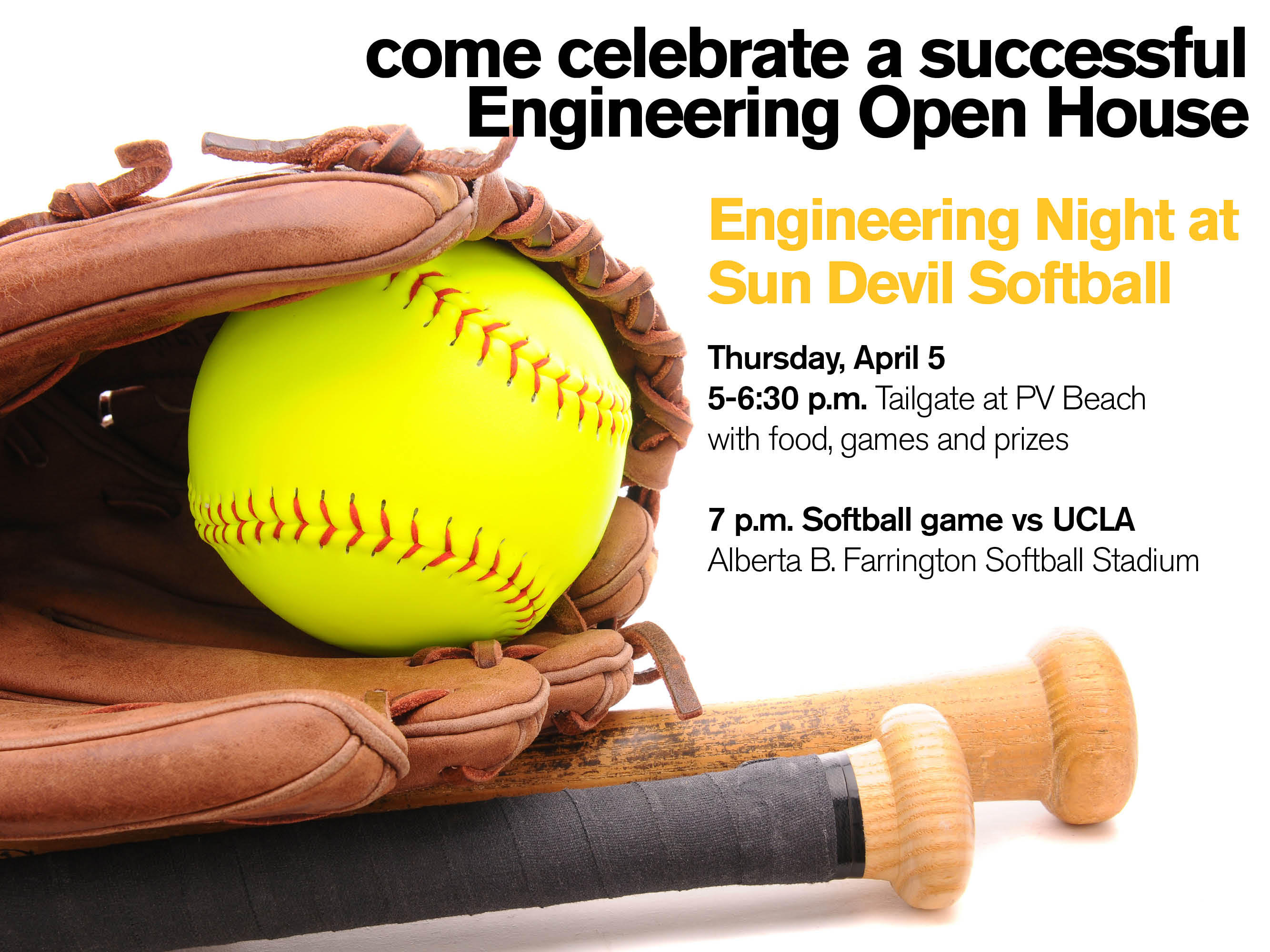 Come celebrate a successful Engineering Open House