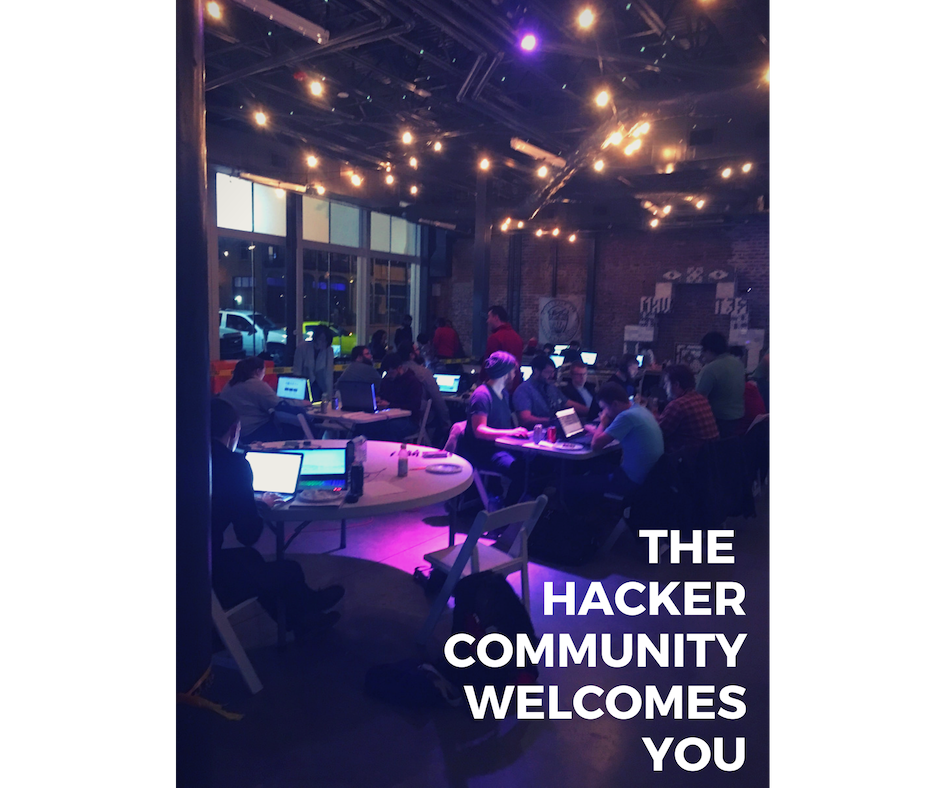 Hackers Welcome You