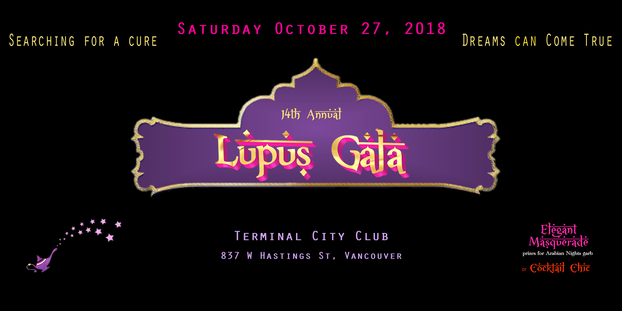 Lupus Gala 2018