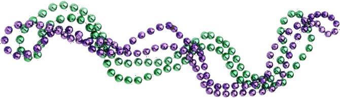 Pics Photos - Mardi Gras Beads Png Yellow Mardi Gras Beads