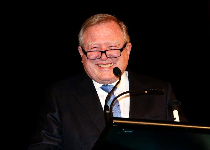 Mr Melbourne Peter Hitchener