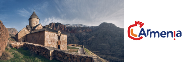 Noravank church, Armenia