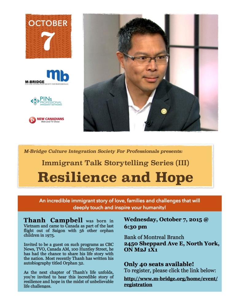 Immigrant talk 3