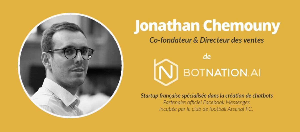 Jonathan Chemouny & Botnation