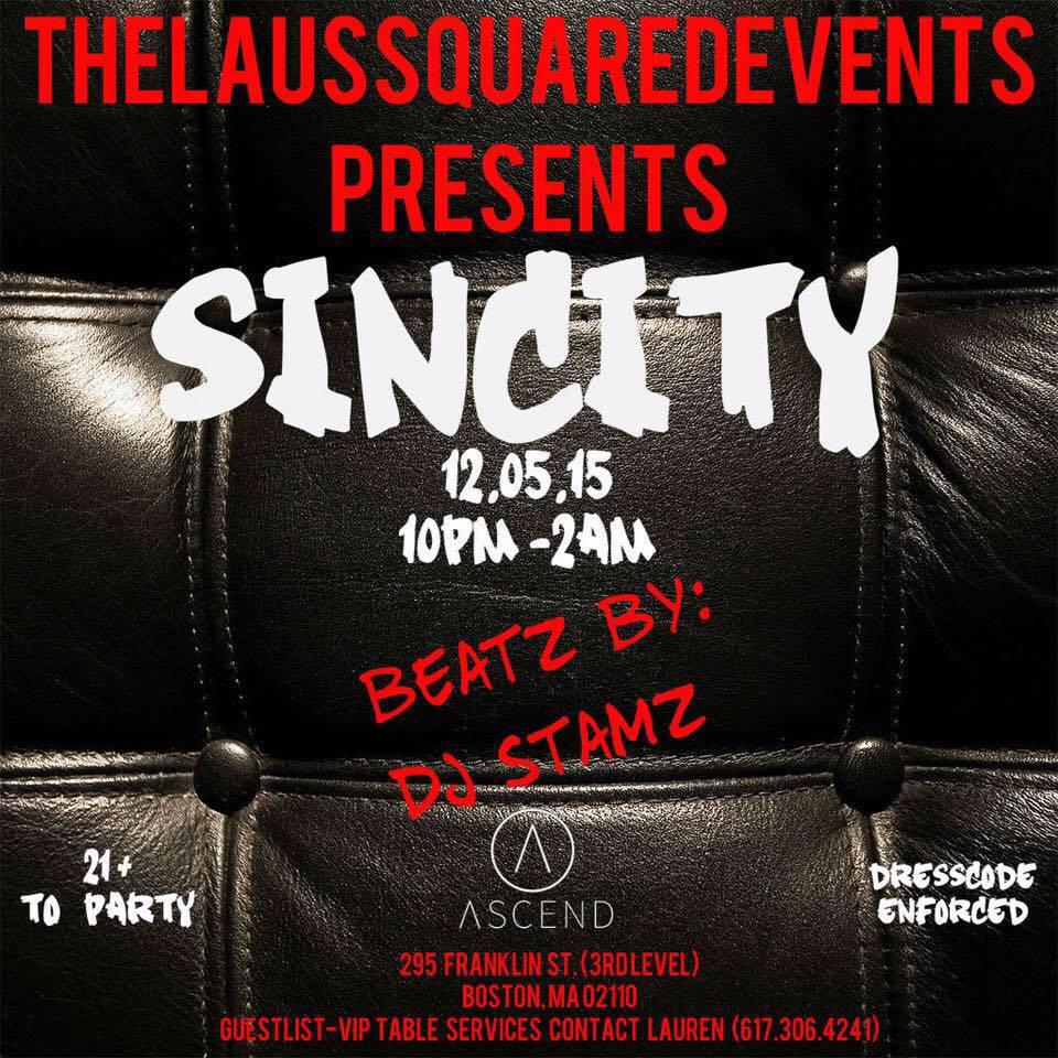 SINCITY-Ascend Nightclub