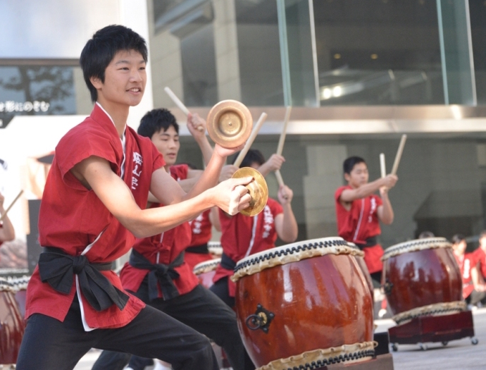 Okayama Gakugeikan High School Taiko