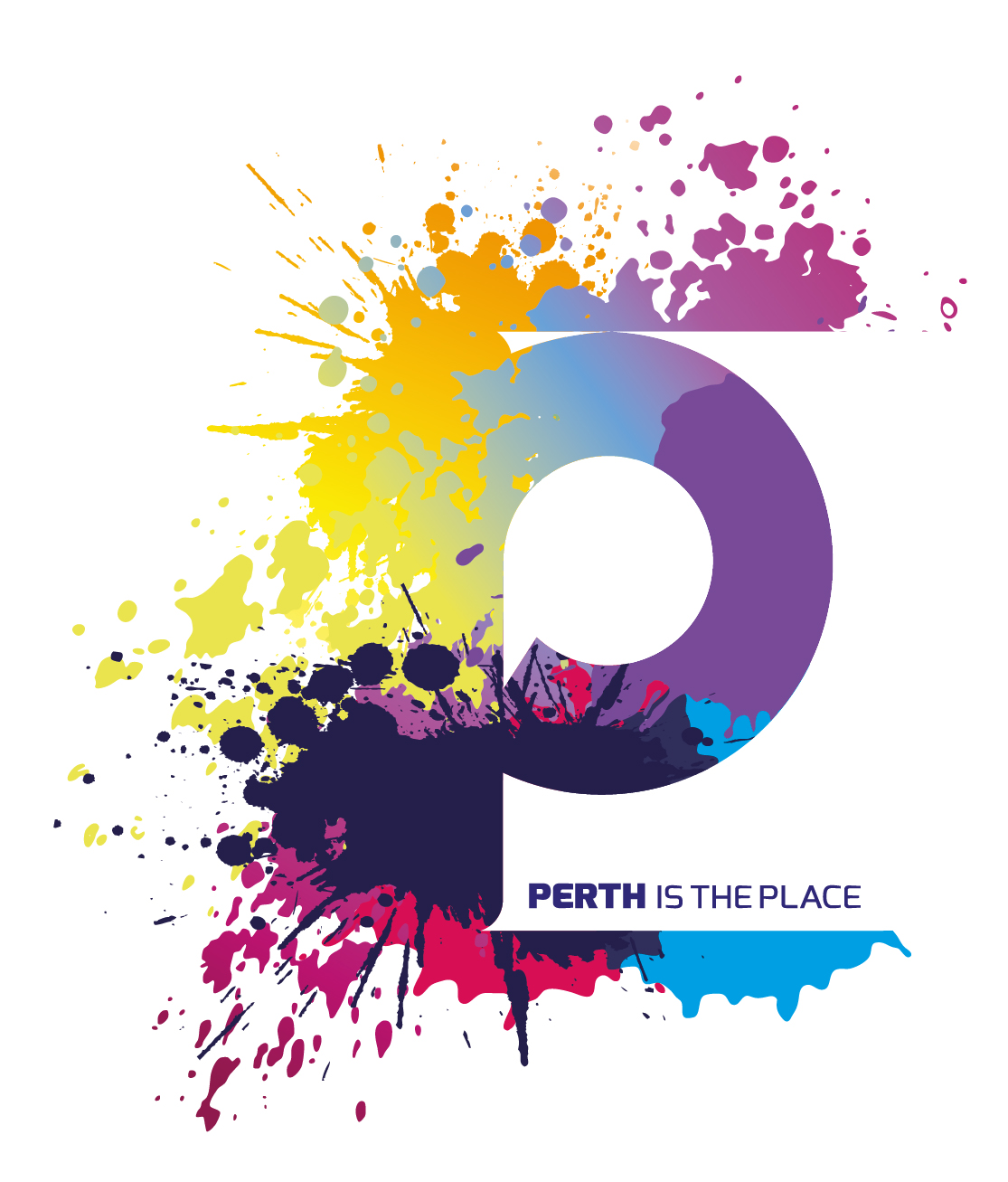Perth Is The Place logo