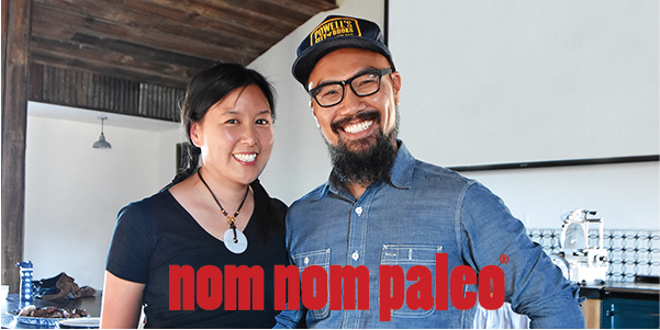 Nom Nom Paleo Co-Authors Michelle Tam and Henry Fong