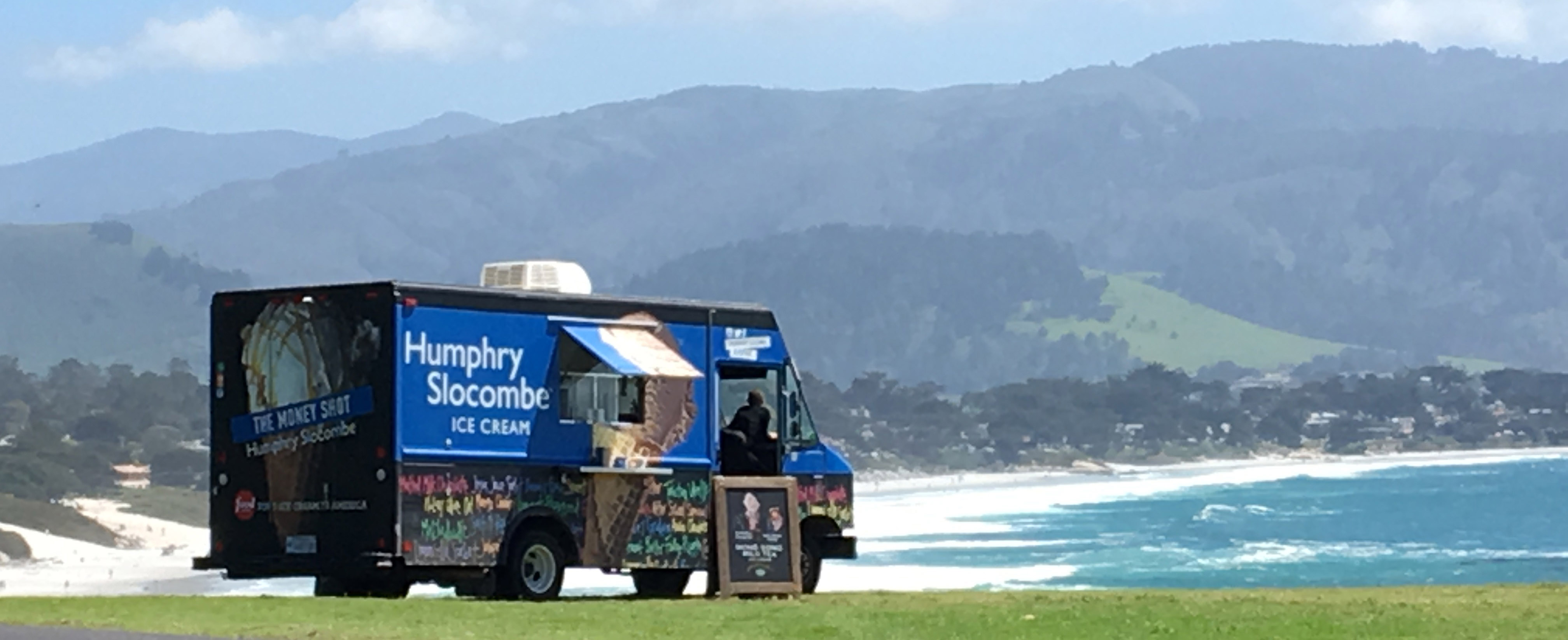 Meet Betty, The Humphrey Slocombe Ice Cream Truck