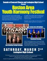 Boston Area Youth Harmony Festival