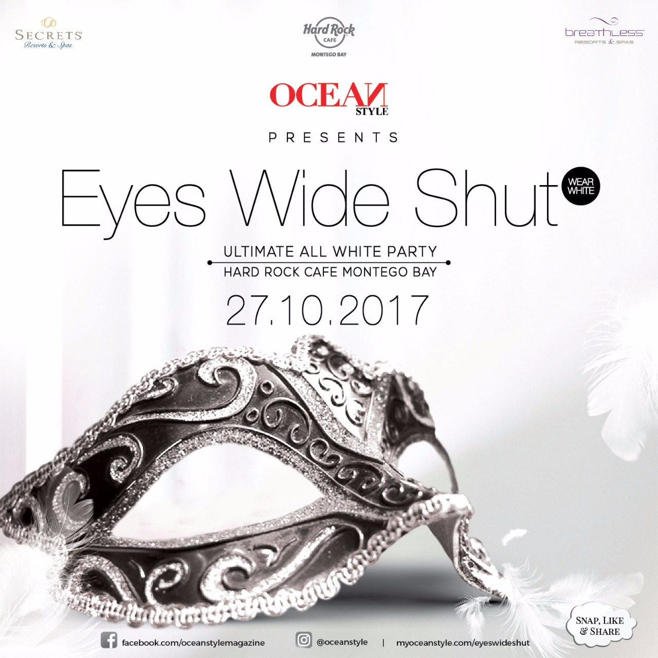 Eyes Wide Shut - OCEAN Style