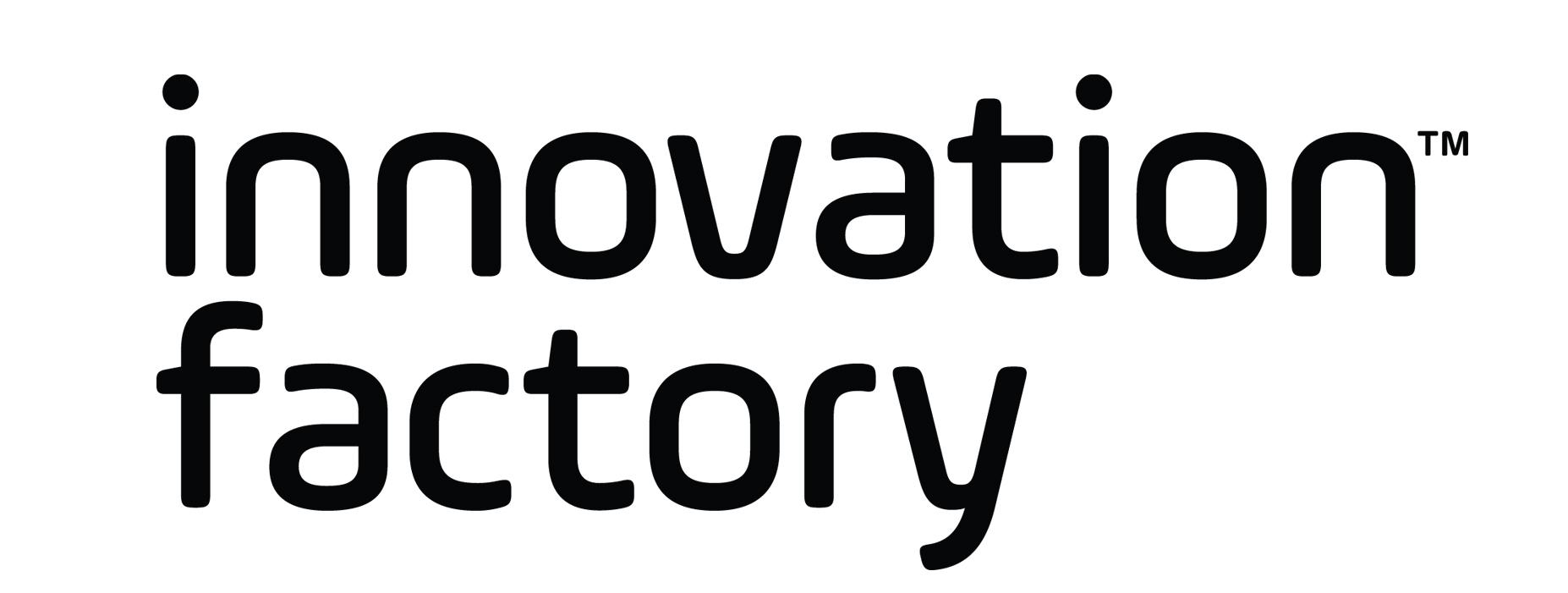 Logo for Innovation Factory