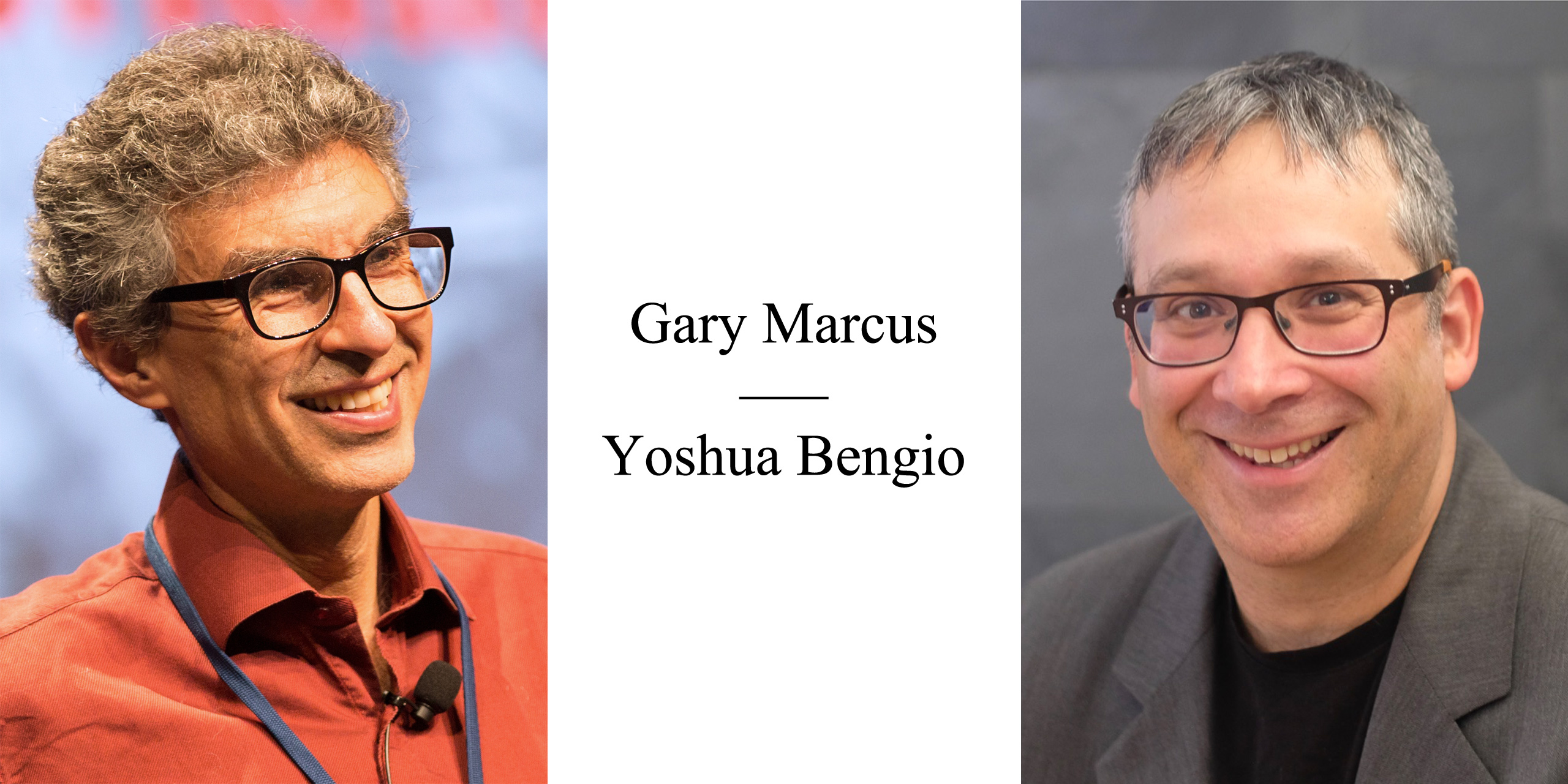 AI Debate 1: Gary Marcus and Yoshua Bengio on The Best Way Forward for AI