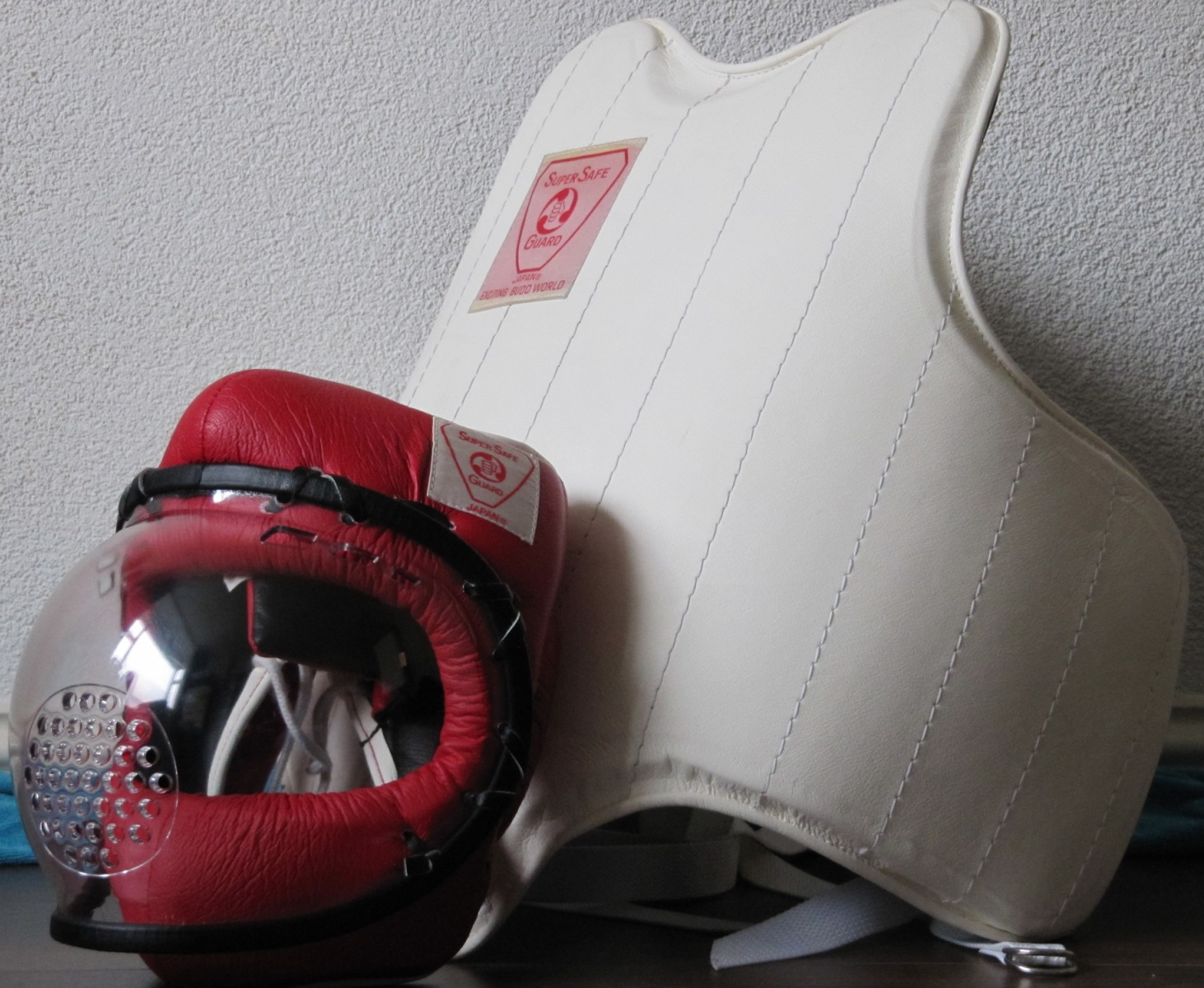 Koshiki Karate's SuperSafe Guard