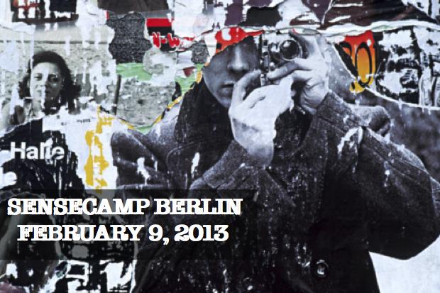 Sensecamp Berlin 2013