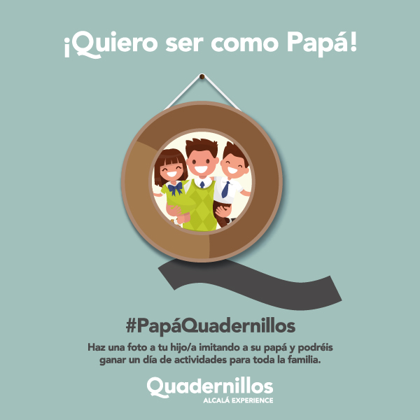 Día del Padre en Quadernillos