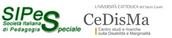 Logo SIPES e CEDISMA