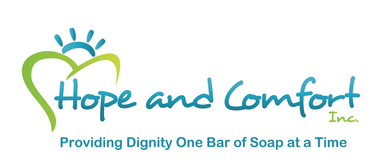 Hope and comfort logo