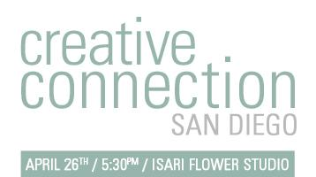 CREATIVE CONNECTION USA: SAN DIEGO APRIL MAIN EVENT