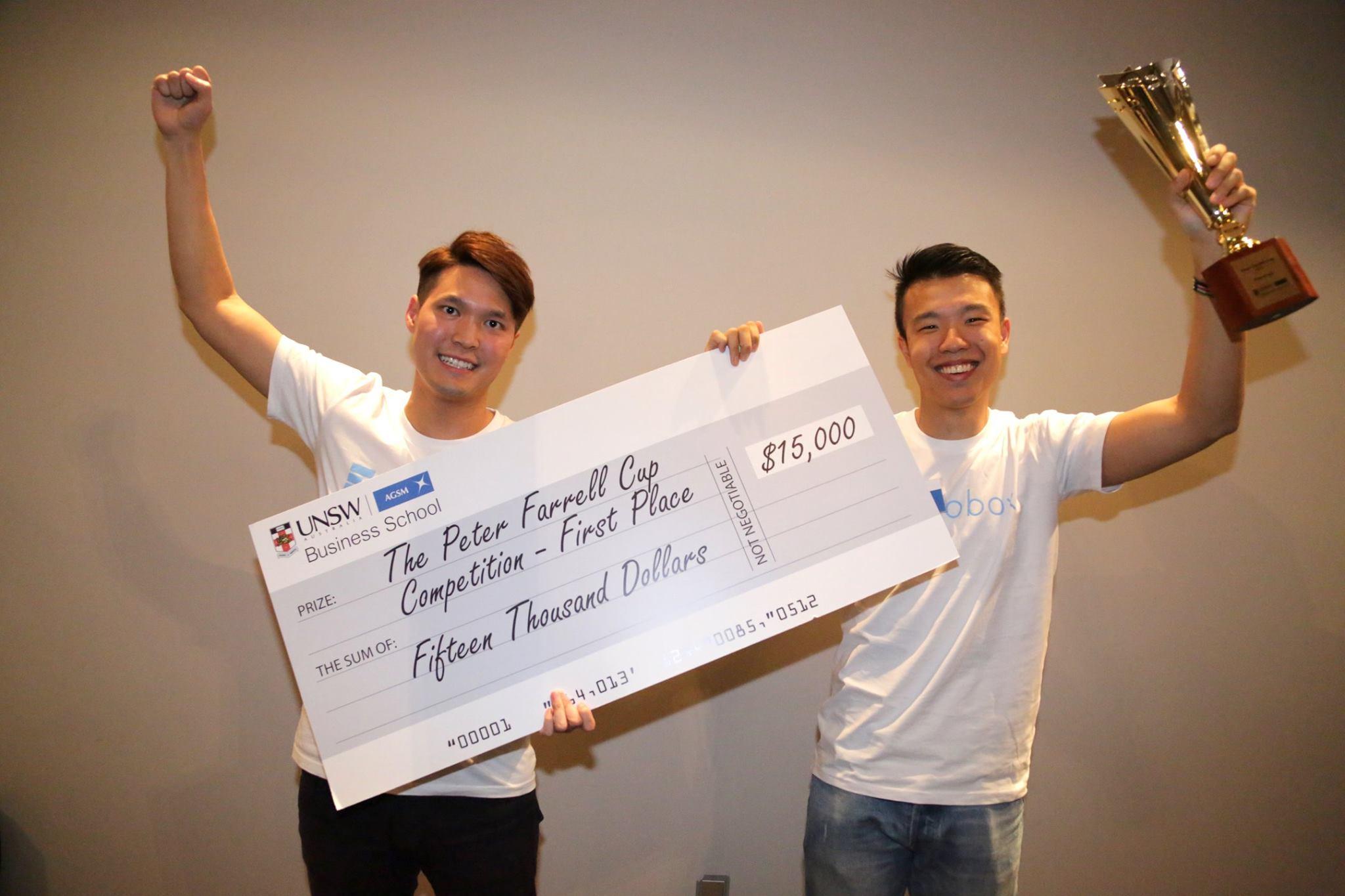 PFC Winners