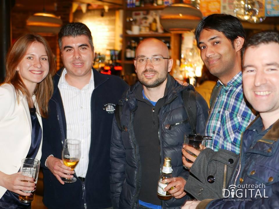 Outreach Digital Networking