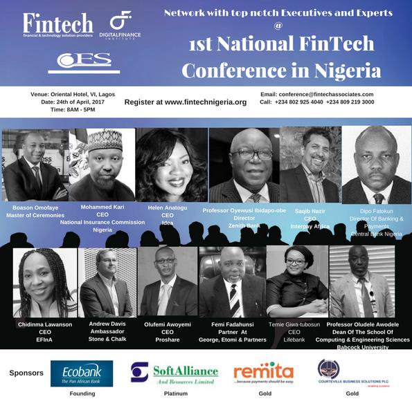 Fintech delegates