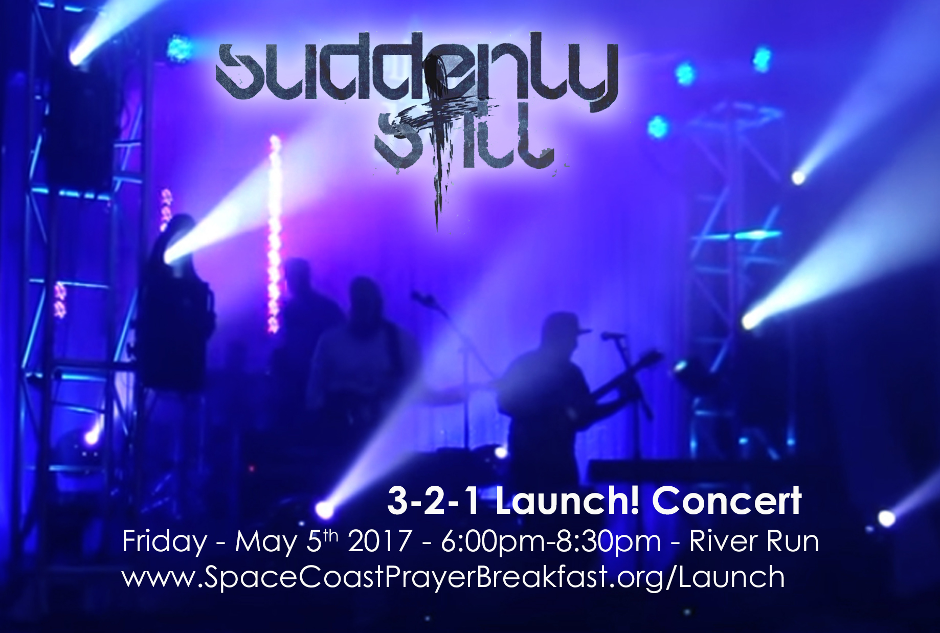 Suddenly Still - 3-2-1 Launch! Concert